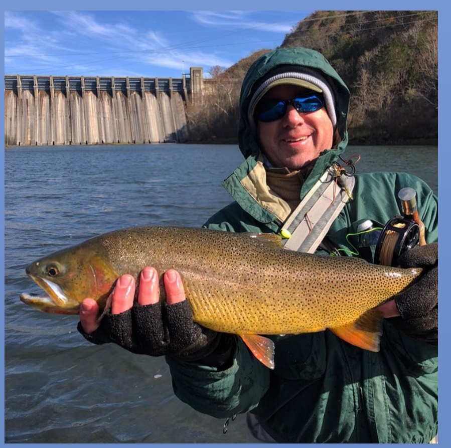Dally's Fly Fishing Report 11-22-18