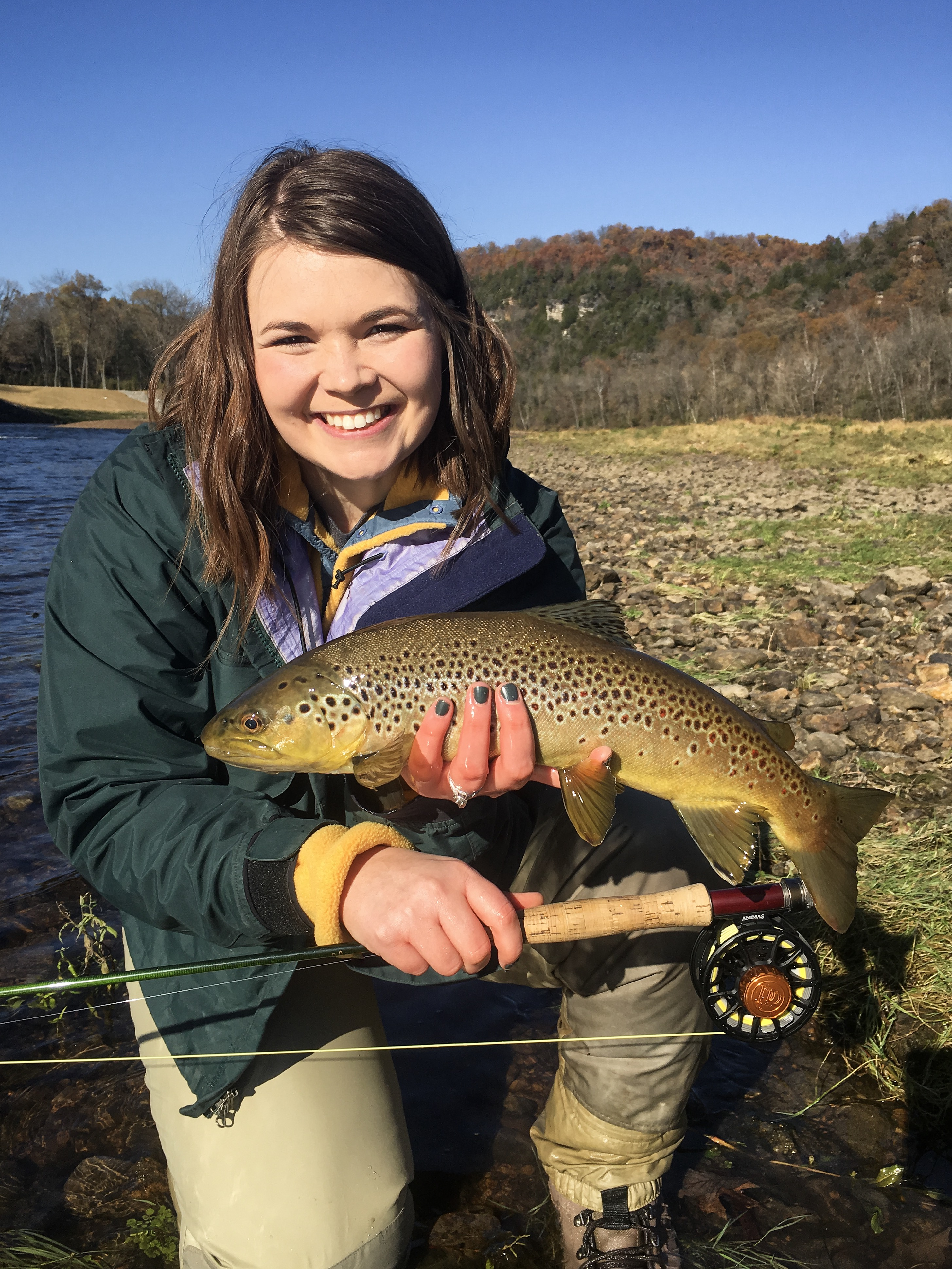 Dally's Fly Fishing Report 11/28/18